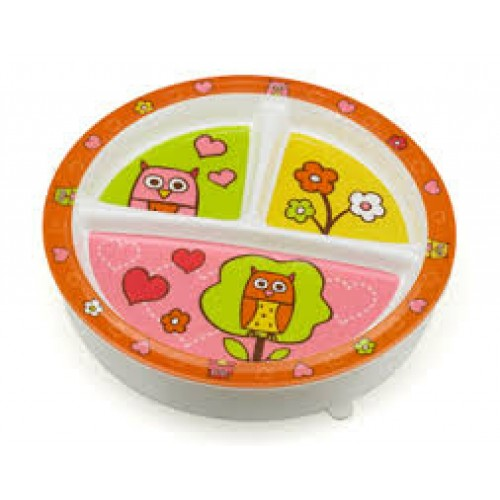 BABY PLATE BOWL &SPOONS