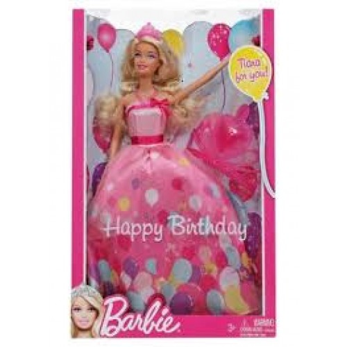 Barbie - Birthday Princes