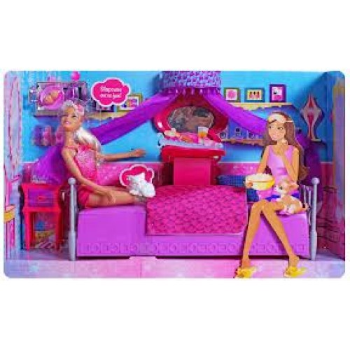 Barbie Bed To Breakfast Bedroom